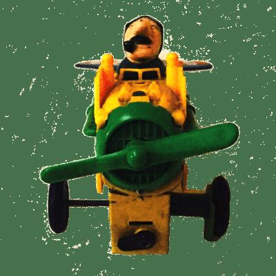 Aeroplanino Champion