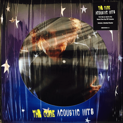 The Cure vinile Acustic Hits