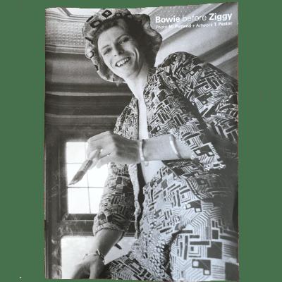 Catalogo Bowie Before Ziggy