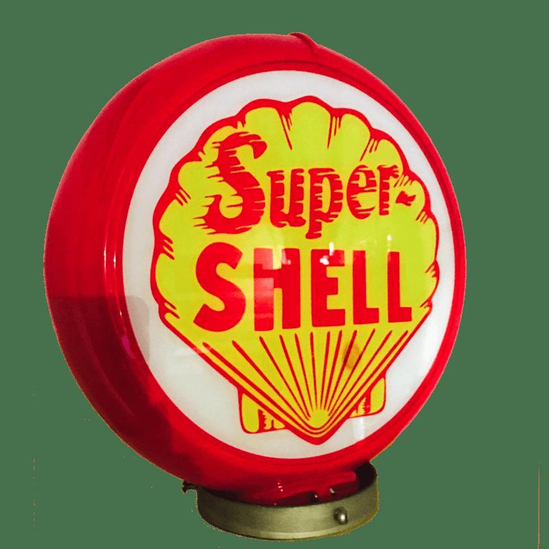 Distributore benzina USA particolare