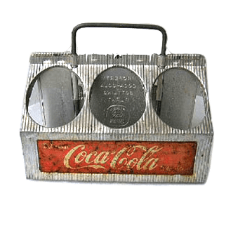 Portabottiglie Coca Cola