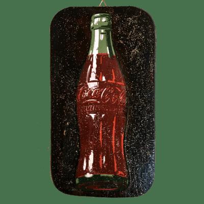 Quadro Bottiglia Coca Cola