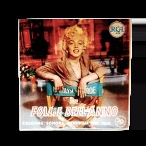 Vinile Marilyn Monroe