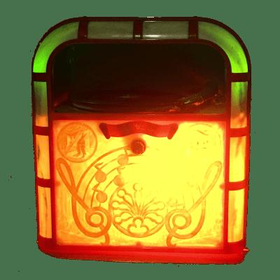 mini jukebox anni '40