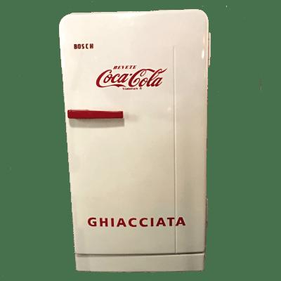 frigorifero Bosch Coca Cola