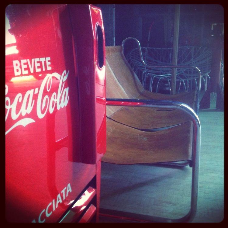 storia della coca cola ghiacciaie