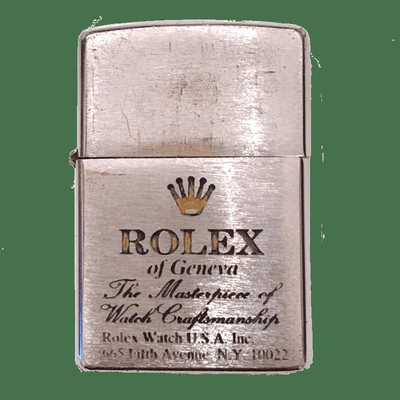 Zippo Rolex