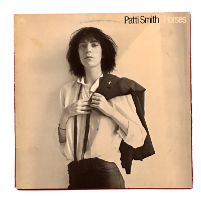 LP Patty Smith Horses