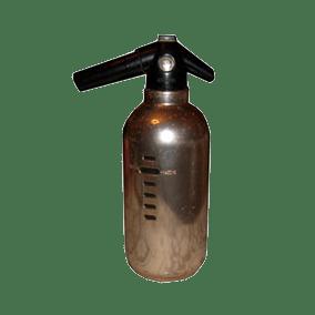 Bottiglia Seltz anni '50