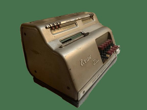 Calcolatrice vintage