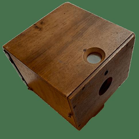 Box camera vintage