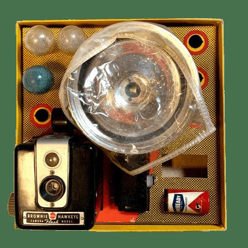 Macchina fotografica Kodak vintage