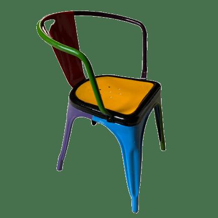 Sedia stile Pop Art