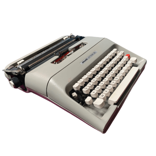 Olivetti Lettera 35