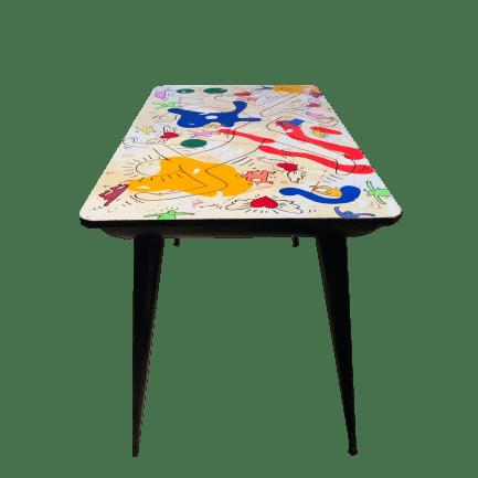 Tavolo vintage restaurato