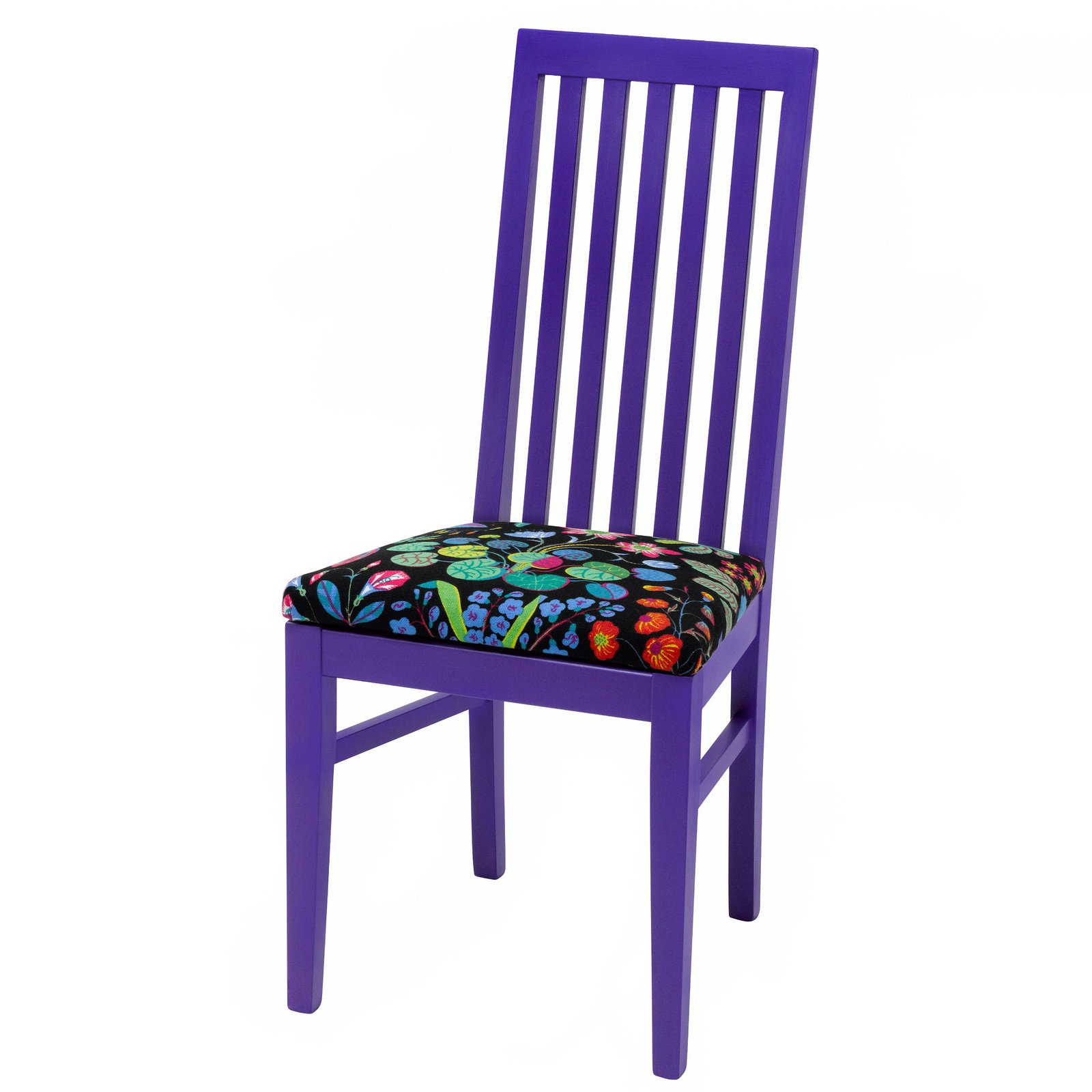 purple upholstered dining chairs wheelchair kl 39alice contemporary italian chair
