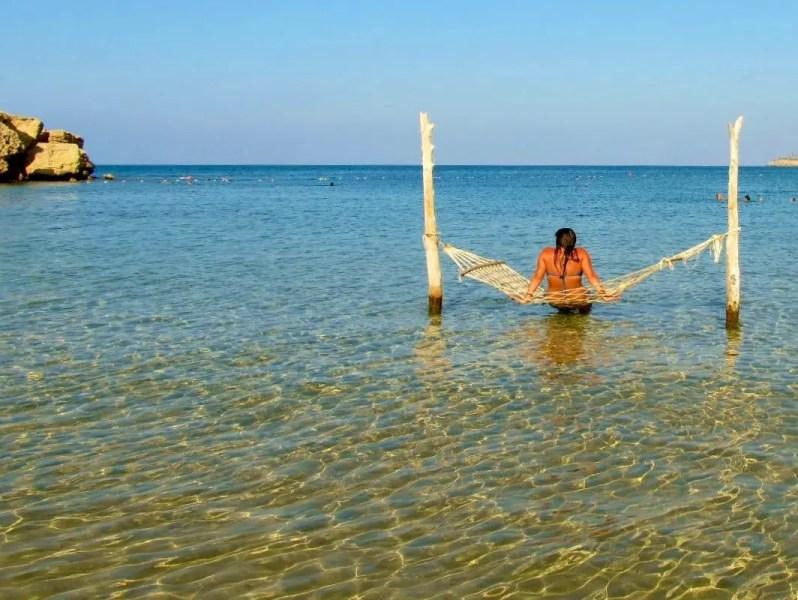 Escape Beach Club in Noord Cyprus