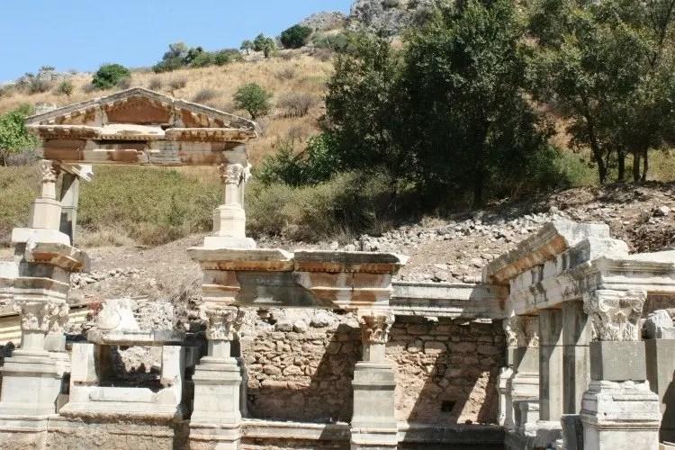 Antieke Stad Efeze