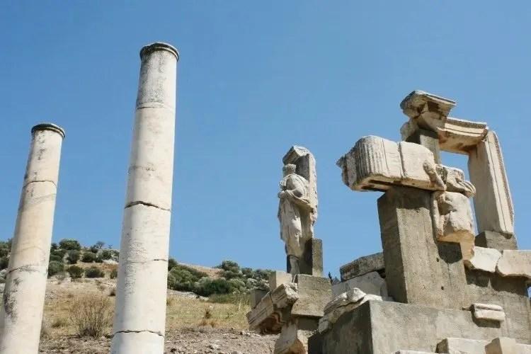 Tips voor je bezoek aan Efeze in Turkije