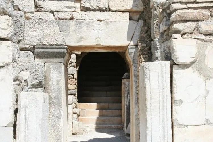 Opgravingen Efeze
