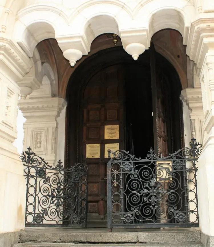De Russische kerk in Sofia