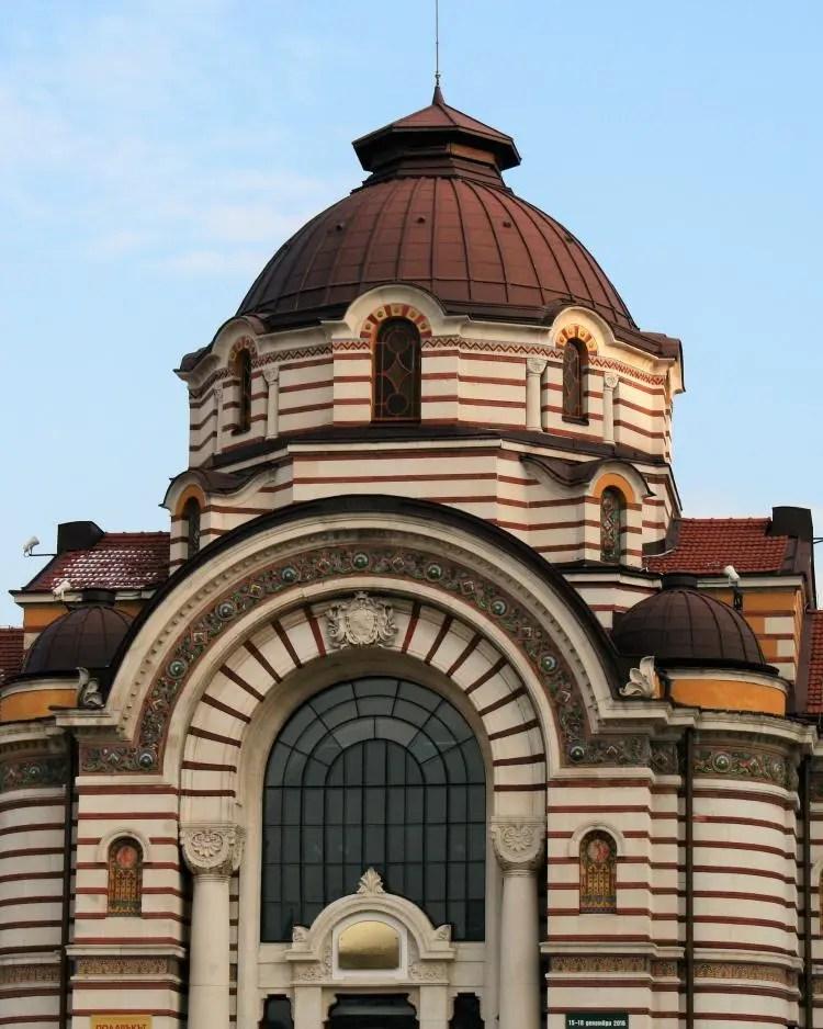 Een dag in Sofia
