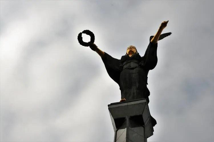 The Statue of Sveta Sofia