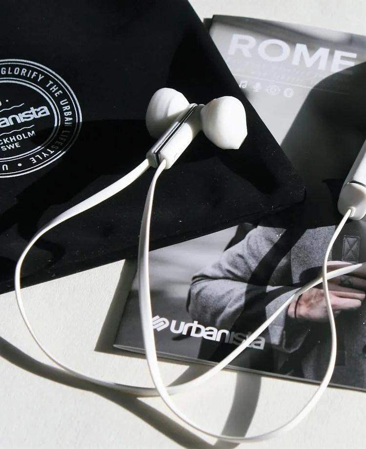 Bluetooth-earphones van Urbanista