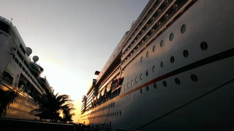Kom mee de wereld rond varen per cruisereis met Kras!