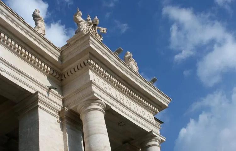 Bezoek aan de prachtige staat Vaticaanstad