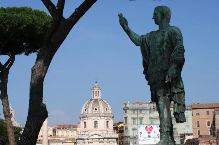Rome bezoeken in een dag