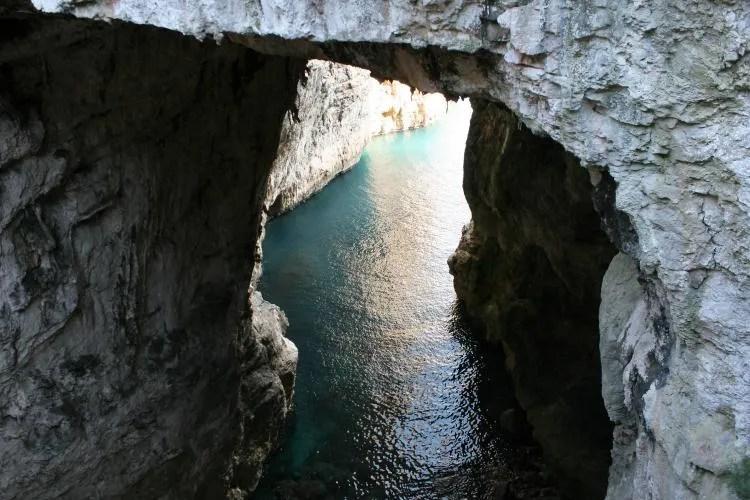 Grotta Del Turco in Gaeta