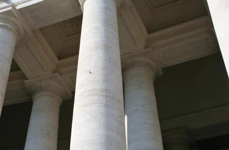 De prachtige staat Vaticaanstad
