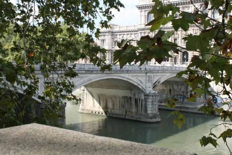 Rome in een dag - de Tiber