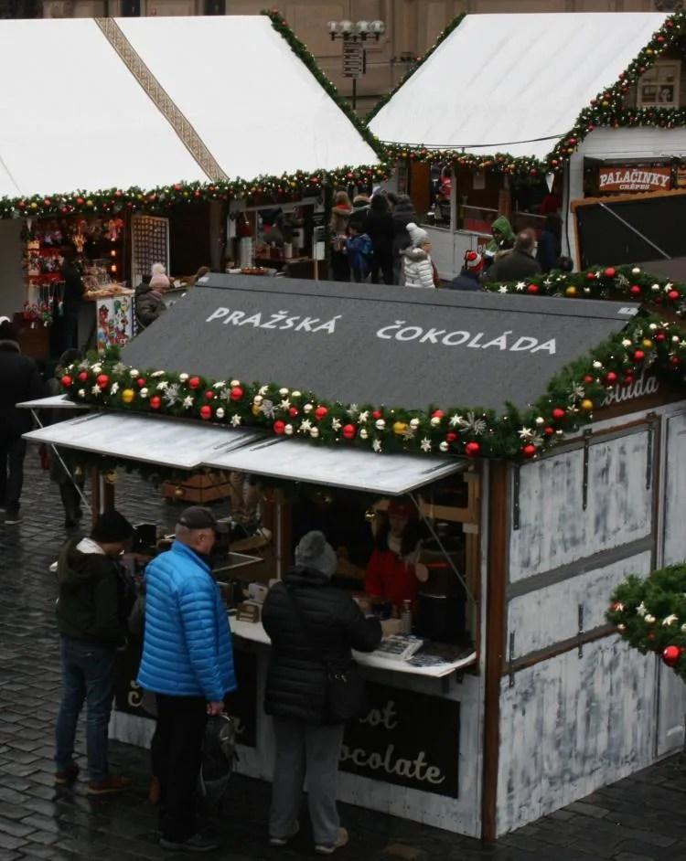 Bezoek de gezellige en winterse kerstmarkten in Praag