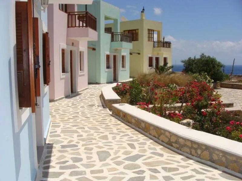 Karpathos in Griekenland