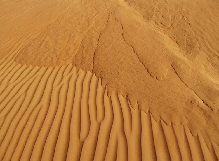 De Sharqiyah Sands in Oman