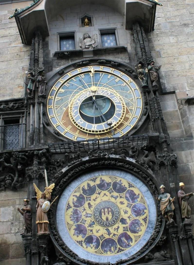 Astronomische uurwerk van Praag