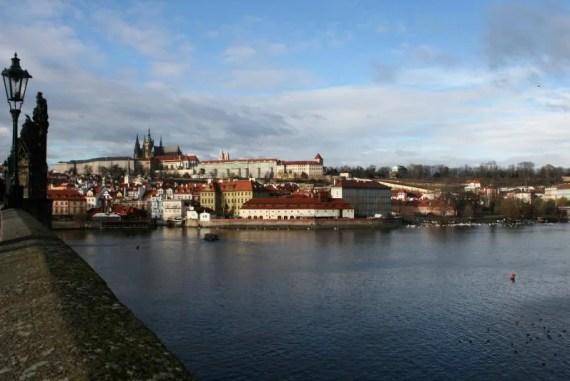 Een winterse stedentrip naar Praag in Tjsechie