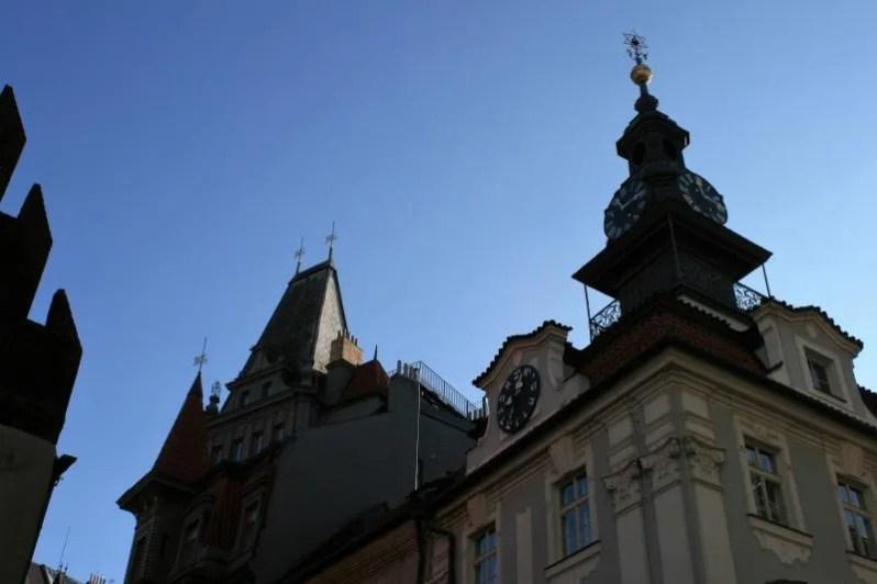 Doen in Josefov, de Oude Joodse wijk in Praag