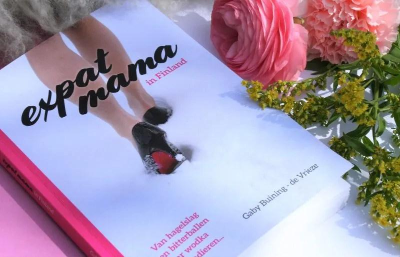 Leestip: het boek 'Expat mama in Finland' van Gaby Buining - de Vrieze