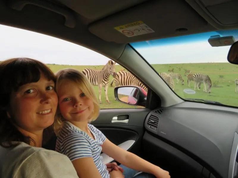 Op gezinsreis naar Zuid-Afrika