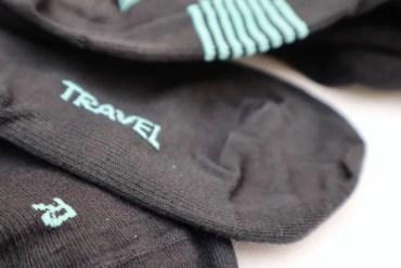 Vliegtuigsokken van STOX: nooit meer vermoeide benen!