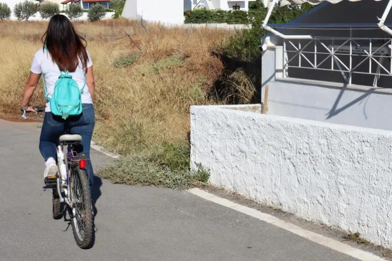 Mountainbike huren bij Moto Agistri