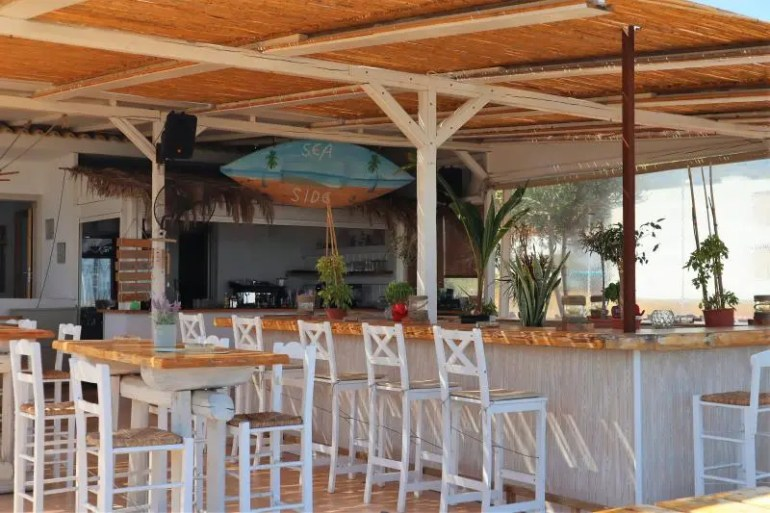 Restaurants in Skala op Agistri