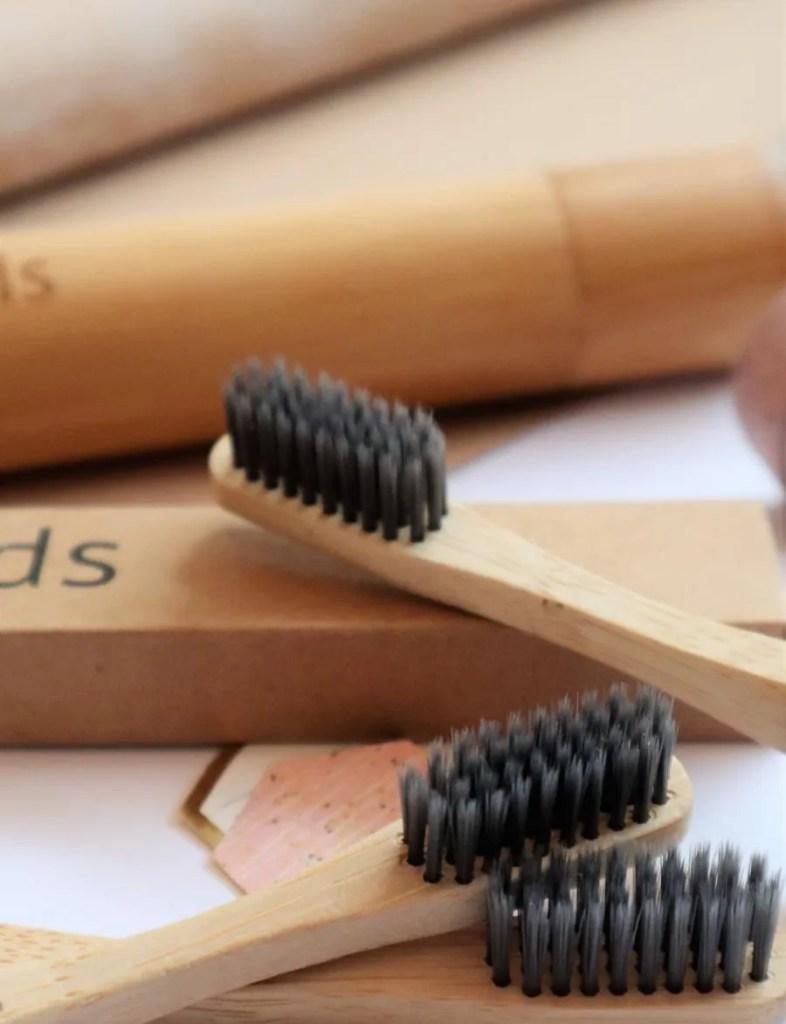 Bamboo tandenborstels van Swoods