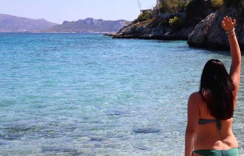 De vijf mooiste stranden op Agistri in Griekenland
