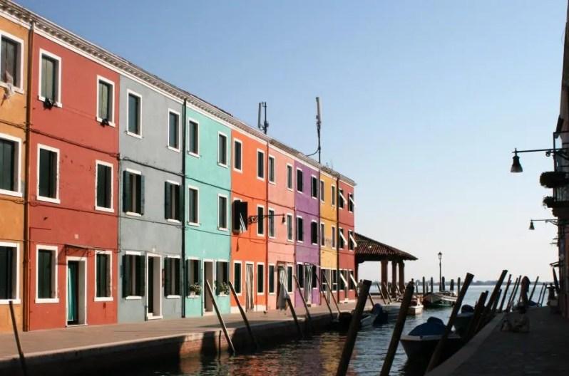 Bezoek het eiland Burano tijdens je stedentrip naar Venetië