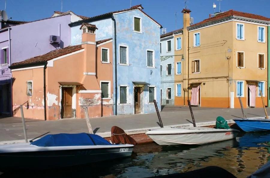 Bezoek het eiland Burano tijdens je vakantie naar Venetië