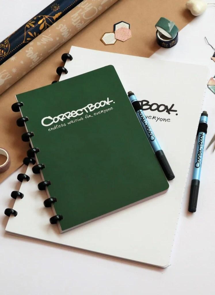 Duurzame cadeaus van Correctbook
